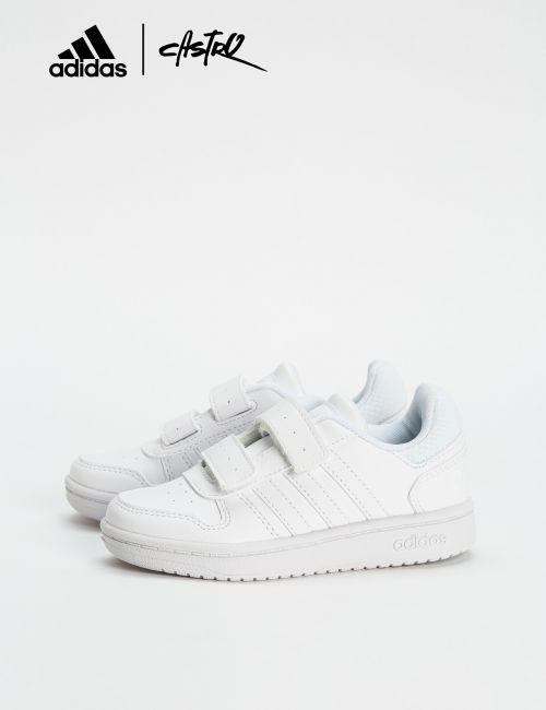 נעלי Adidas לבנות סקוצ'ים / ילדות