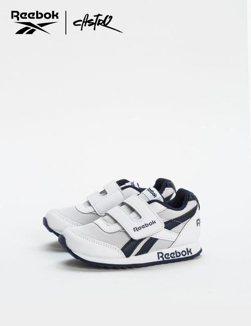 נעלי Reebok רצועת סקוץ' - מידות קטנות