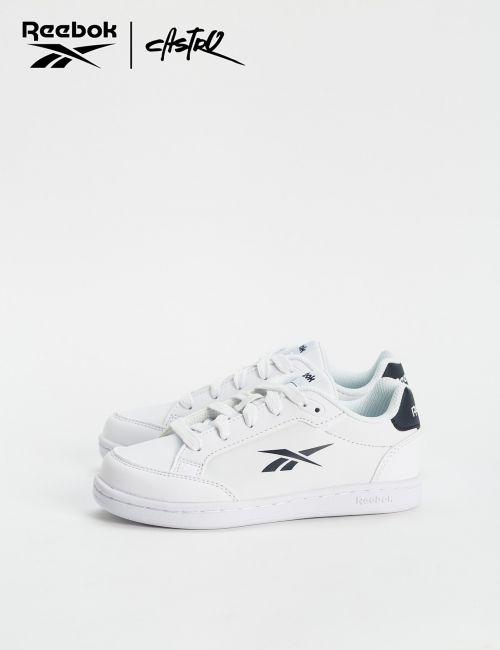 נעלי Reebok לבן וכחול / ילדים
