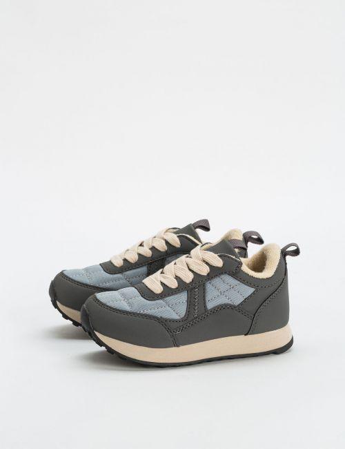 נעלי ספורט קולור בלוק
