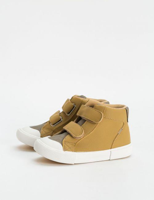 נעליים גבוהות עם סקוצ'ים