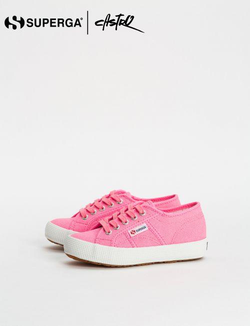 נעלי Superga ורודות / ילדות