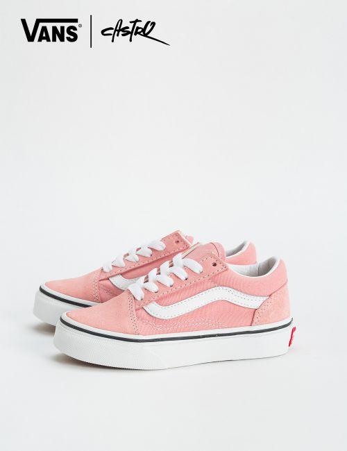 נעלי Vans ורודות / ילדות