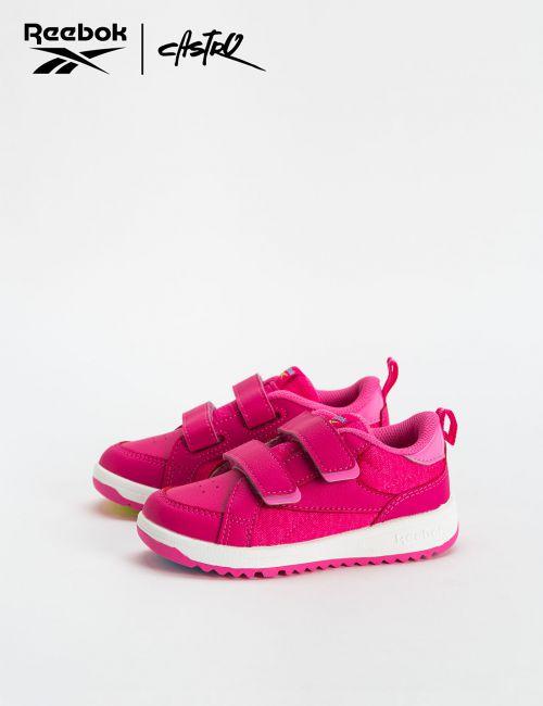 נעלי Reebok ורודות - מידות קטנות