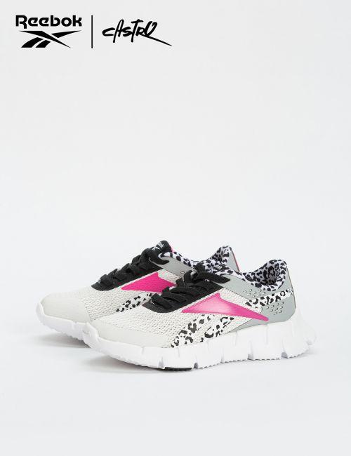 נעלי Reebok צ'אנקי מנומרות / ילדות