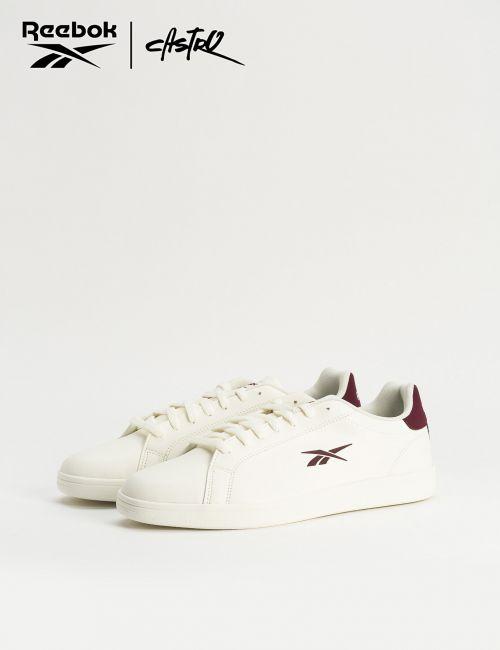 נעלי Reebok לבן אדום / גברים