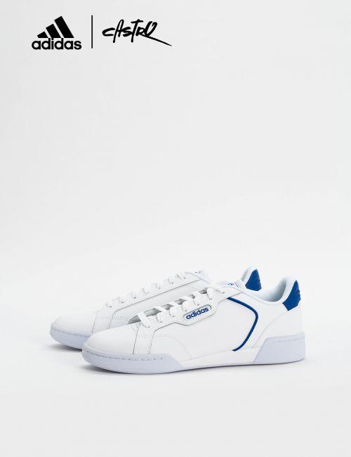 נעלי Adidas לבן וכחול / גברים