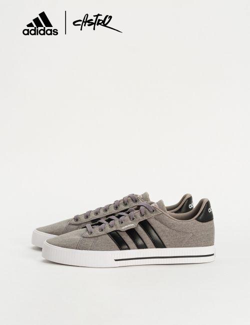 נעלי Adidas מבד אפור ושחור / גברים