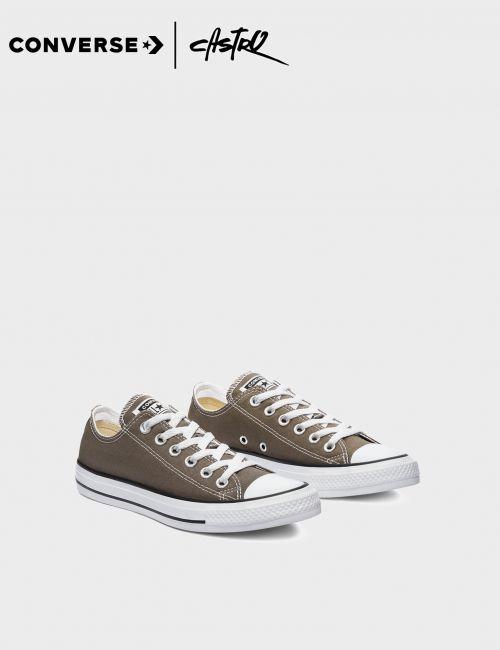 נעלי Converse שטוחות חומות / גברים