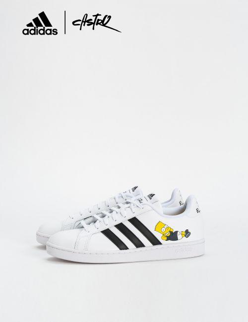 נעלי Adidas בארט סימפסון / גברים