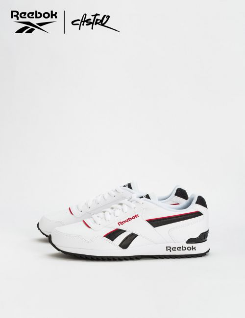 נעלי Reebok לבנות ולוגו בשני צבעים / גברים