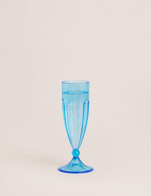 """כוס שתייה אקריליק FLOWER / 140 מ""""ל"""