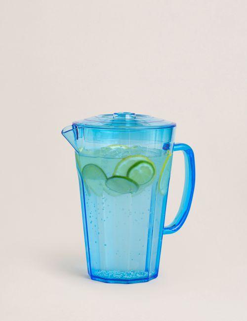 קנקן שתייה אקריליק FLOWER / 1.6 ליטר