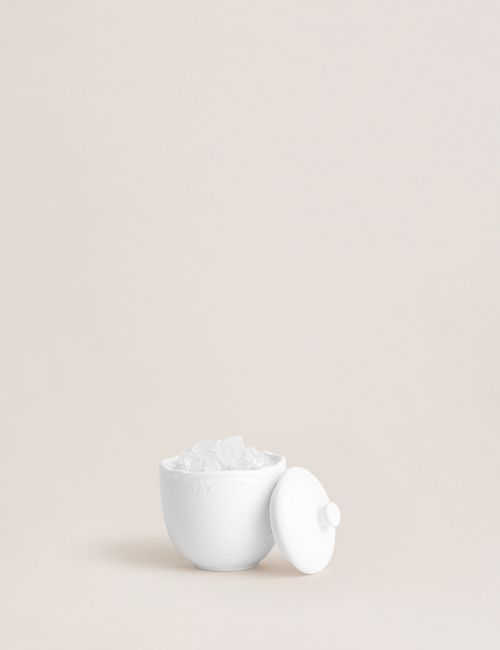 כלי סוכר להגשה PURE WHITE