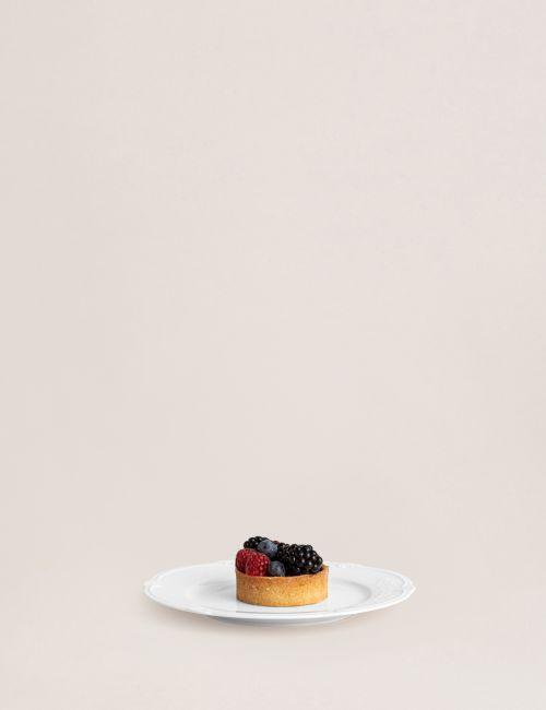 צלחת אוכל LUXURY / קינוח