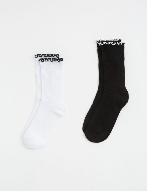 זוג גרביים ש/ל מלמלה
